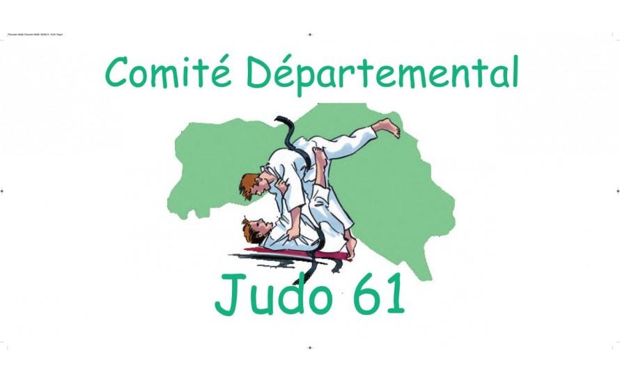 Logo du ORNE JUDO